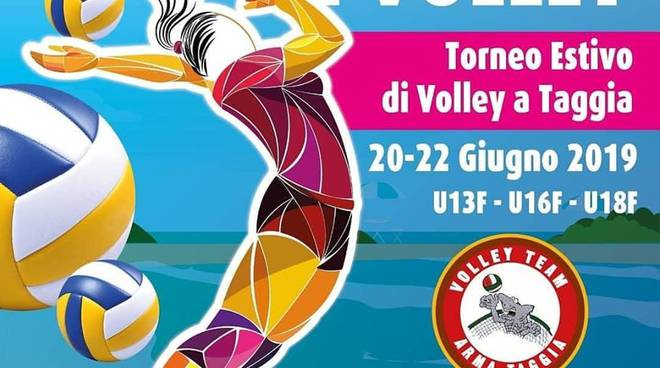 "riviera24 - Torneo ""Sole Mare Volley"""
