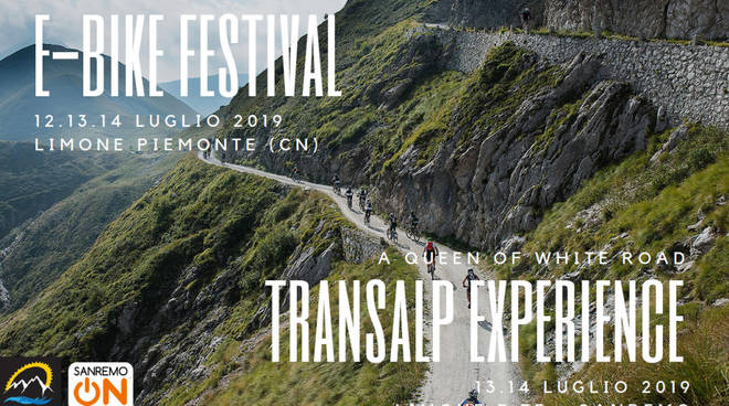 riviera24 -  Transalp 2019 da Limone Piemonte a Sanremo