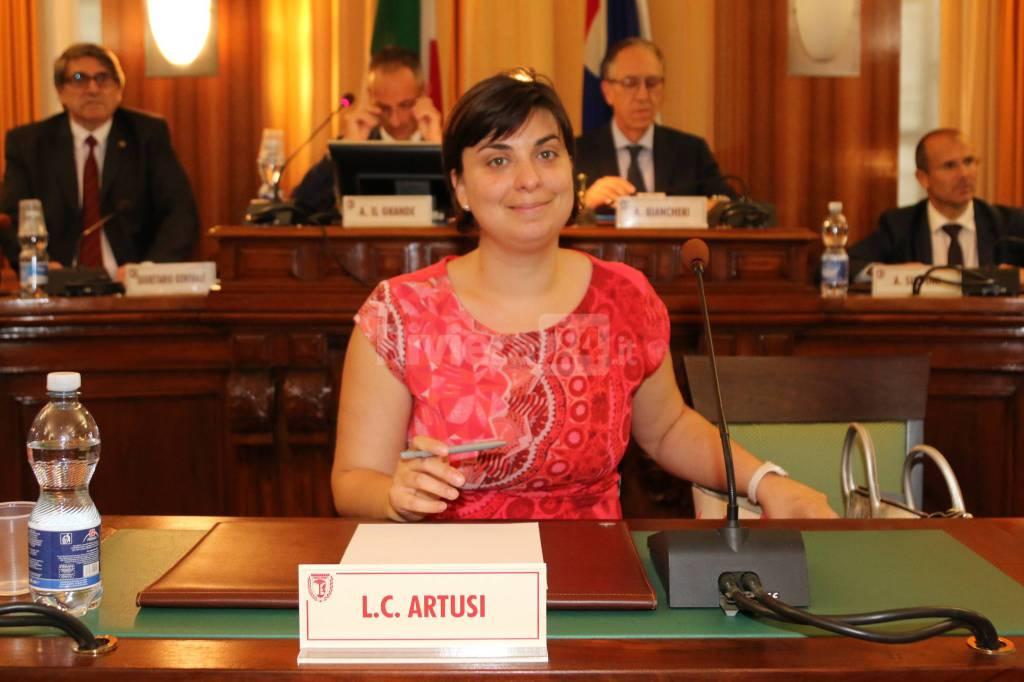 Lucia Carmela Artusi