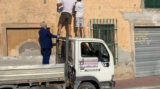 Targa Quasimodo Ventimiglia