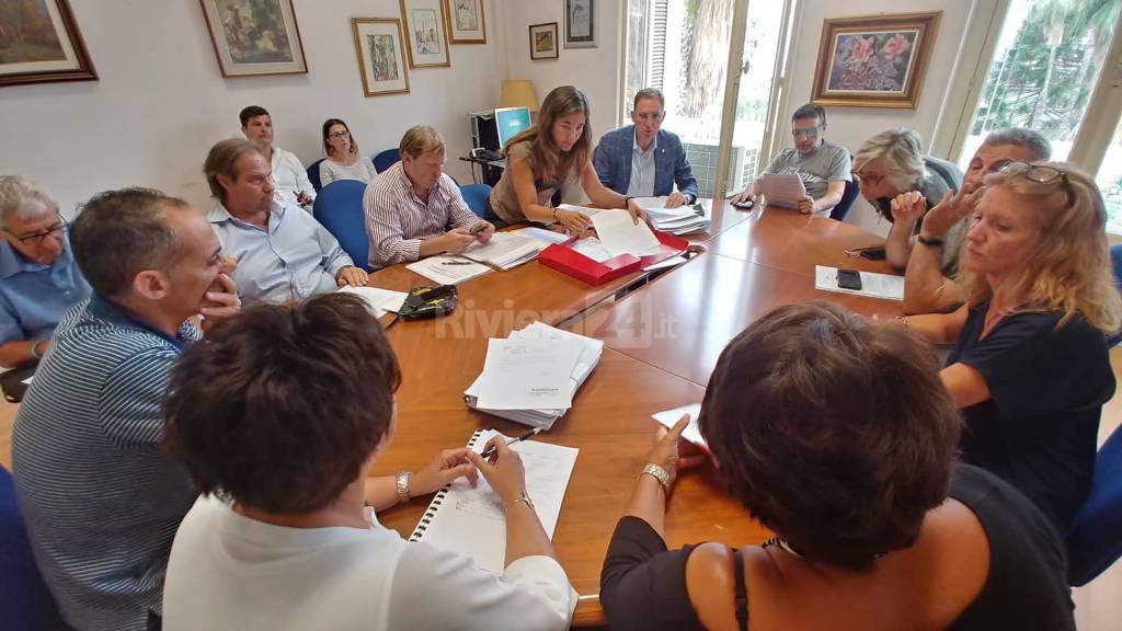 commissione bilancio sanremo