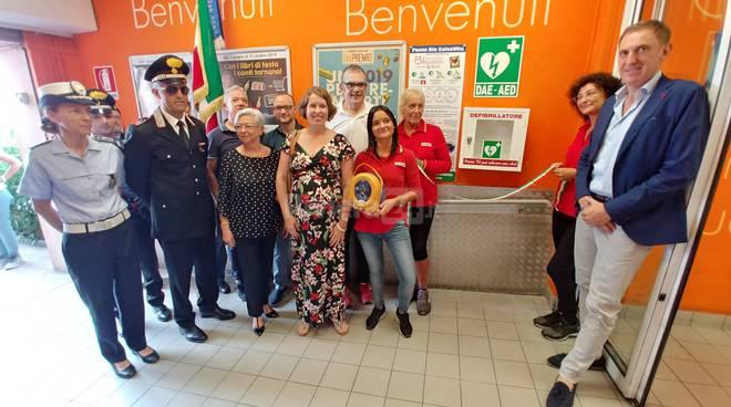 Defibrillatore Sanremo Conad Permare
