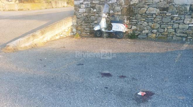 Incidente via Airenti Imperia