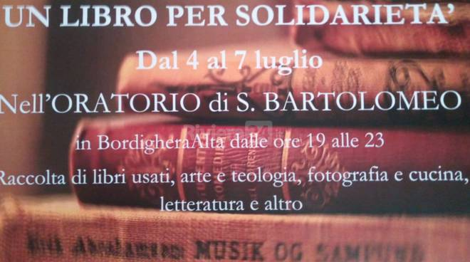 libri solidarietà