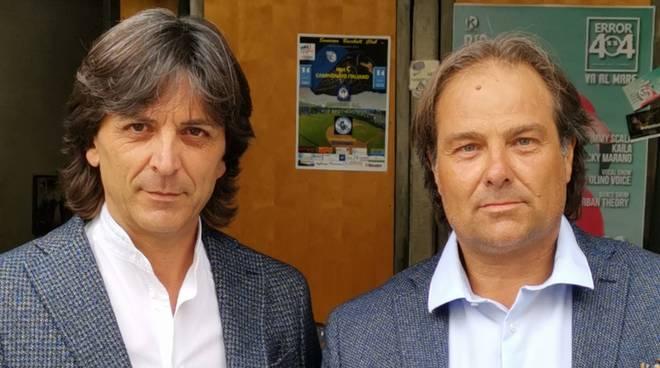 Luca Lombardi e Antonio Consiglio