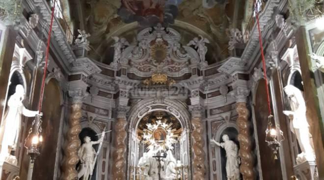Madonna della Costa, tornano i festeggiamenti nel santuario restaurato