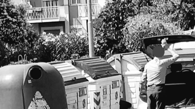 controlli polizia locale diano marina conferimento rifiuti