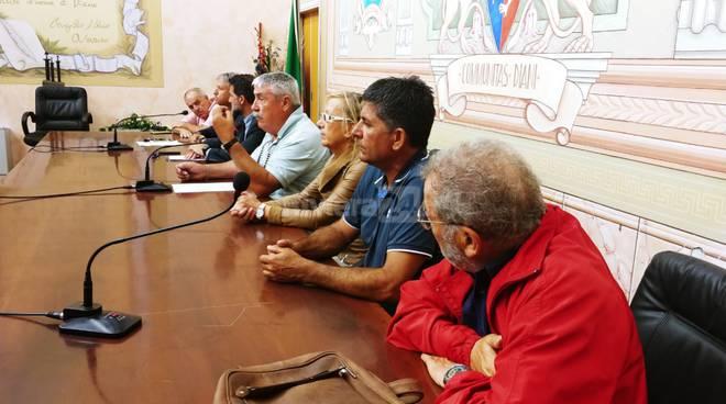 riviera24 -  Amministratori del Golfo dianese a conclave
