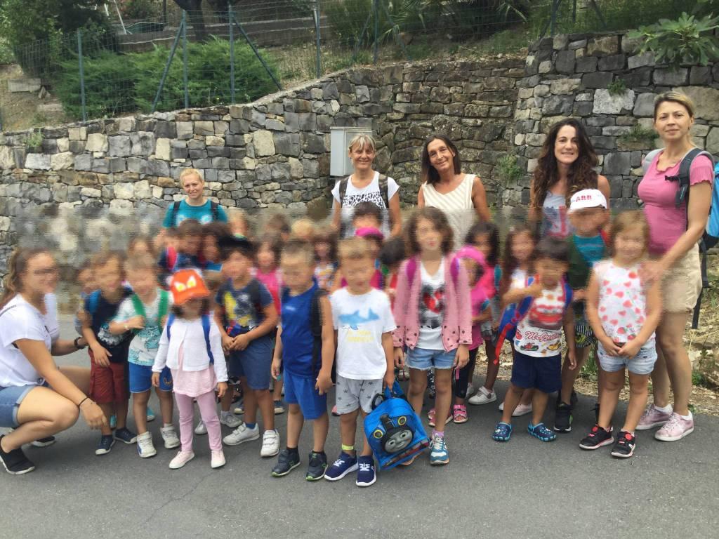 Riviera24- bambini alassio seborga