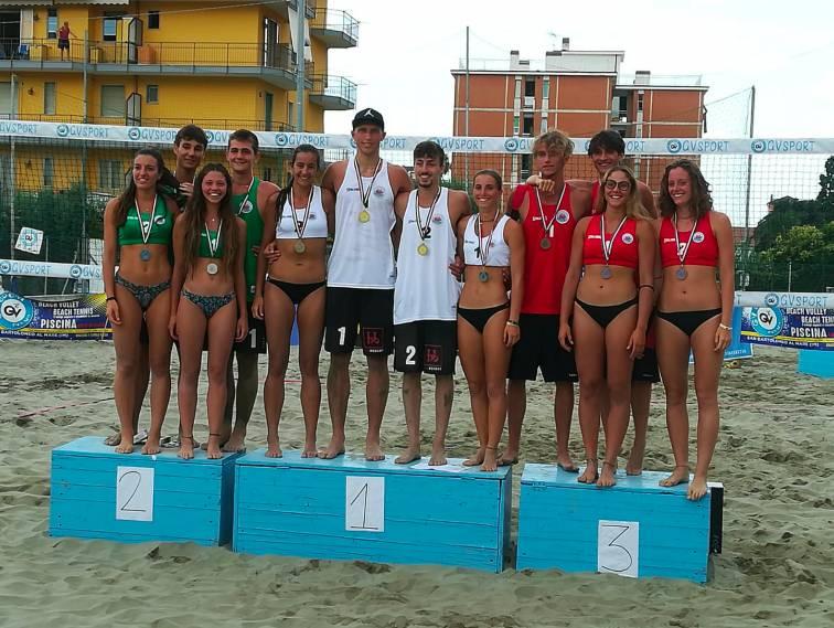 Riviera24- campionato italiano beach u21