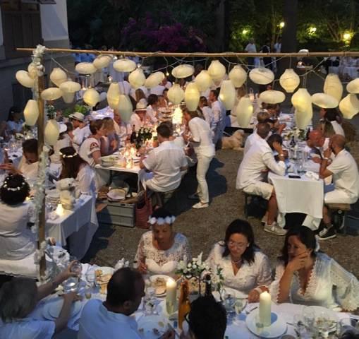 riviera24 - Cena in bianco a Villa Etelinda
