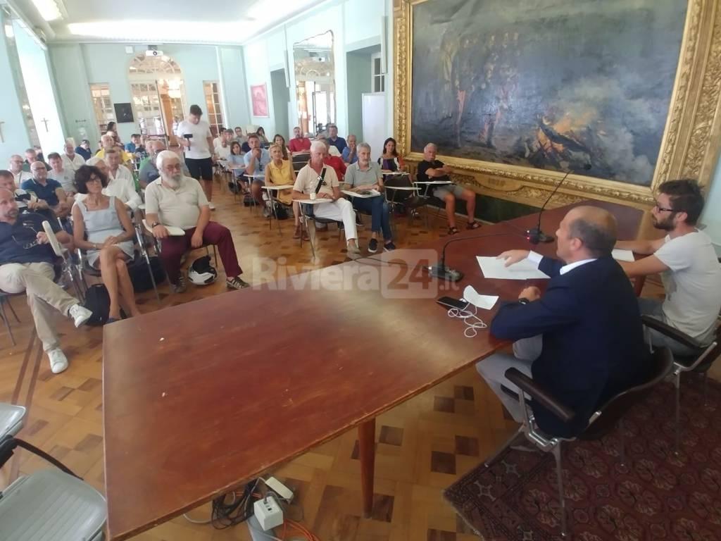 riviera24 - Comune di Sanremo e associazioni sportive a confronto
