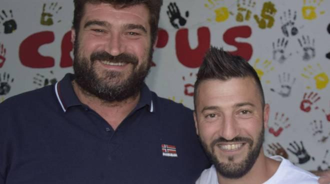 riviera24 - Salvatore Cascia' e Manuele Fiore