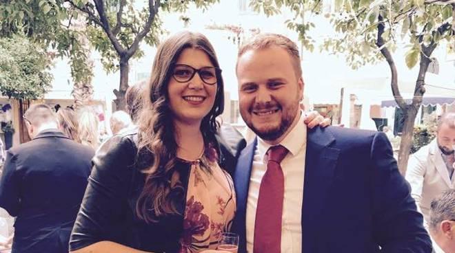 riviera24 - Matteo Amato e Chiara Alcamo
