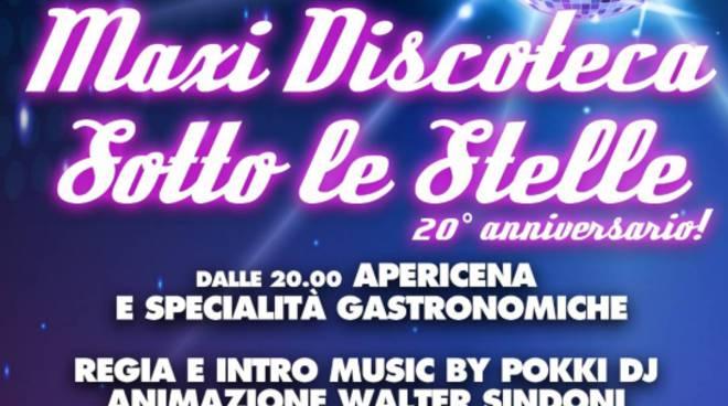 riviera24 - Maxi discoteca sotto le stelle
