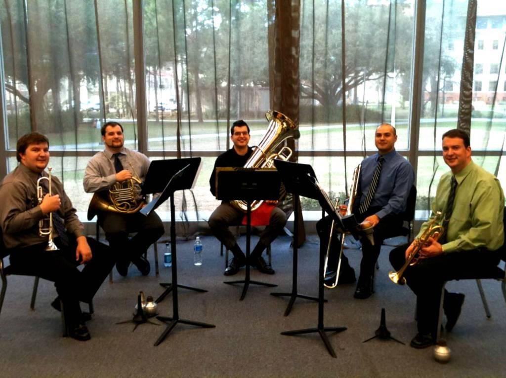 Riviera24- quintetto di ottoni West Texas University