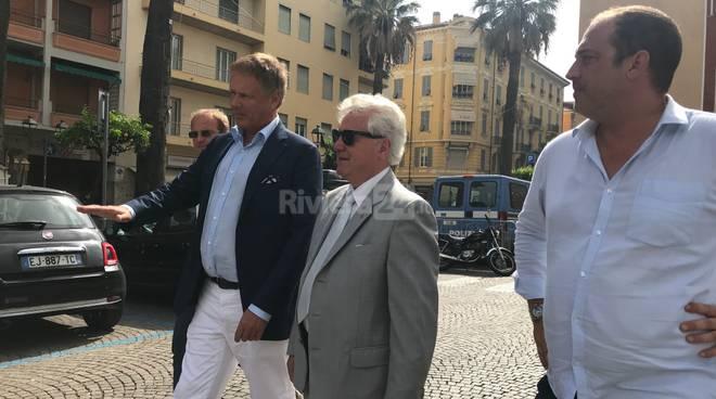 Riviera24- Robert Thielen a Ventimiglia