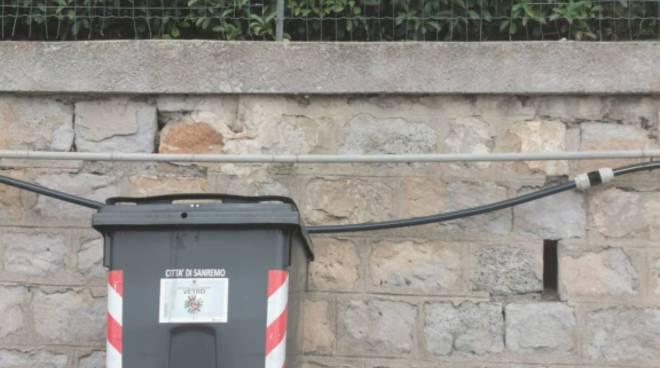 Riviera24- spazzatura a Poggio