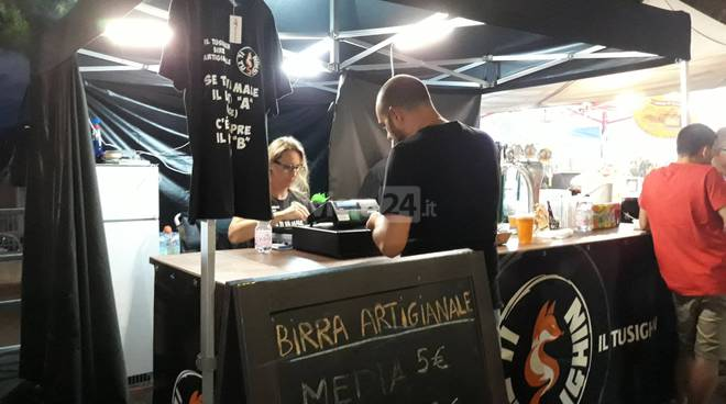 riviera24 - Street food a Vallecrosia
