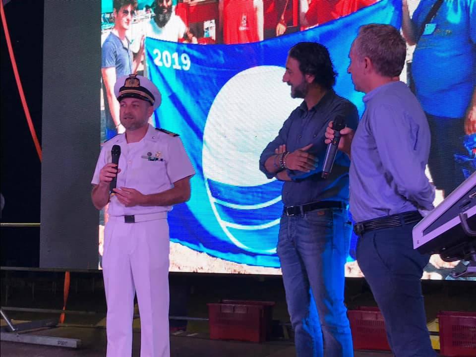 """riviera24 - Taggia ancora una volta """"Bandiera Blu"""""""