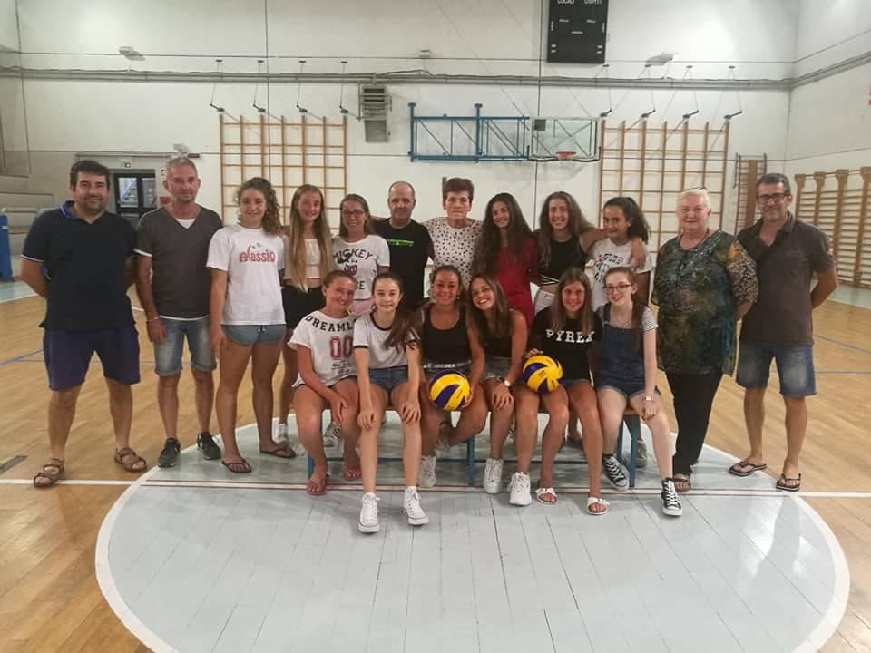 Riviera24- Volley Team Arma Taggia e SDP Mazzucchelli Sanremo