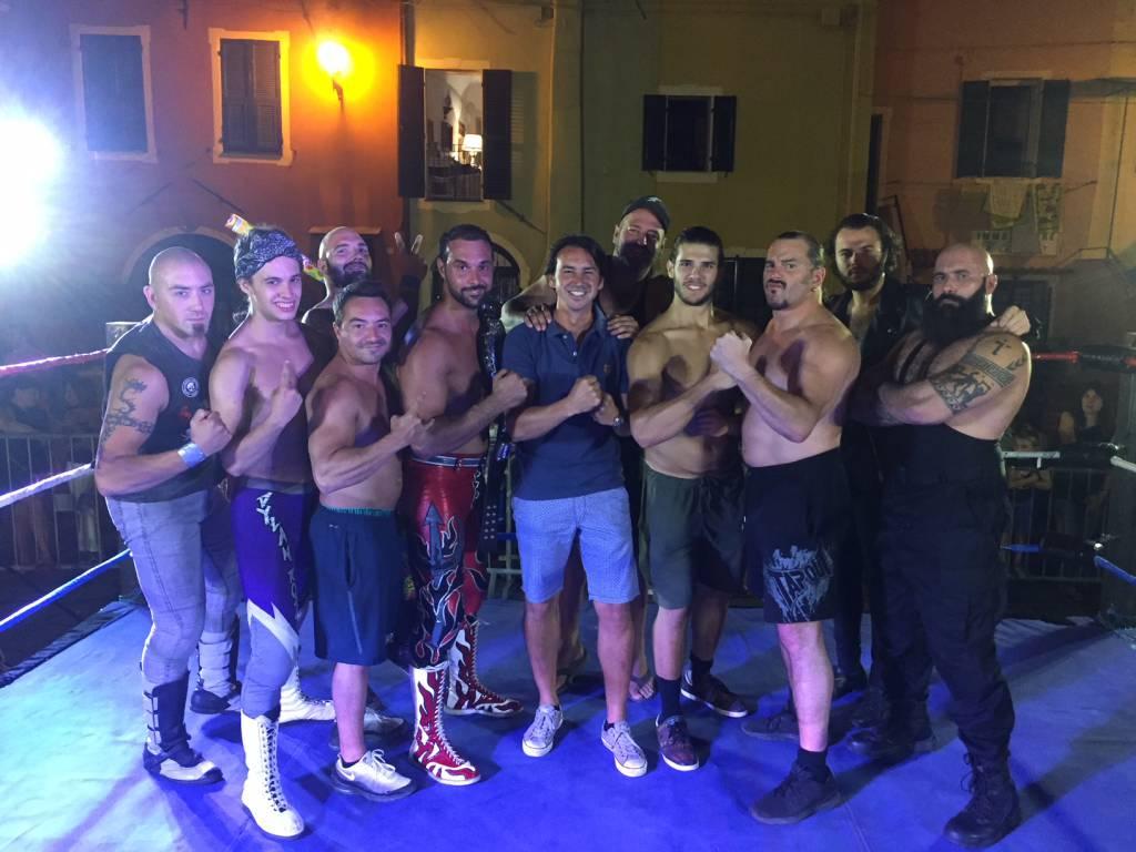 Riviera24- wrestling