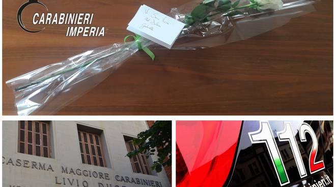 rosa carabinieri
