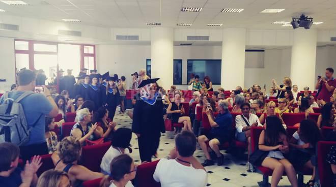 Ruffini, la cerimonia dei diplomi