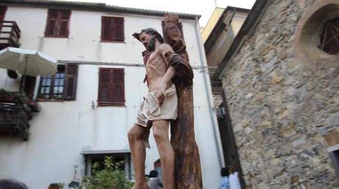 Borgo Barnati di Villa Viani in festa