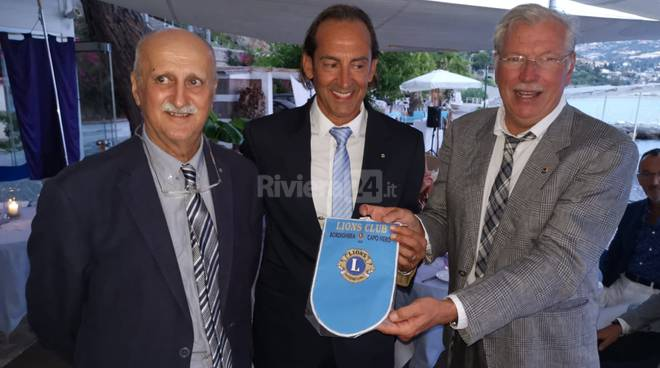 lions club caponero host