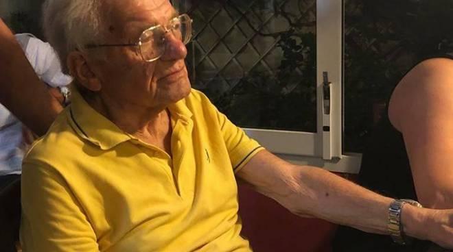 90 anni Nedo Canetti