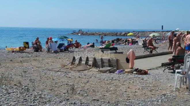 spiaggia Prino
