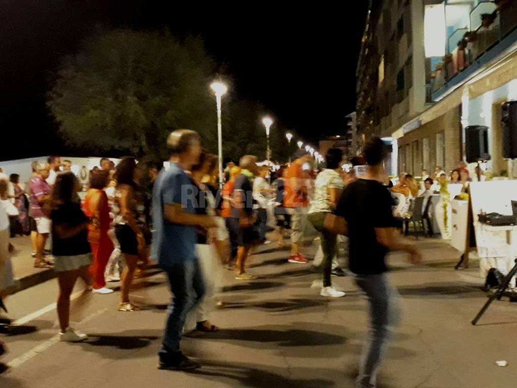 riviera24 - Ballando sotto le stelle