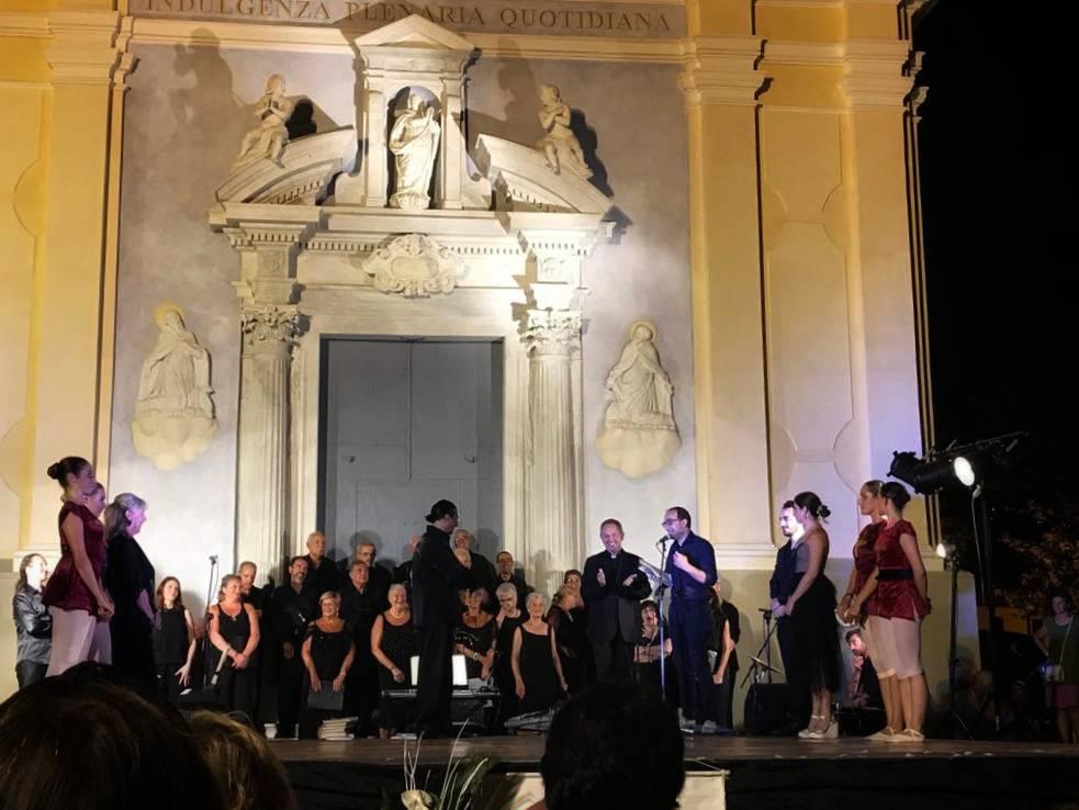 riviera24 - Concerto lirico in onore della Madonna della Costa