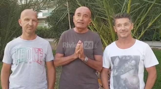 riviera24 - Dario Marchetti, Lucio Cecchinello e Gianni De Matteis