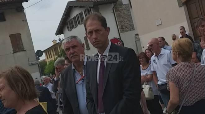 riviera24 - Funerali di Felice Gimondi