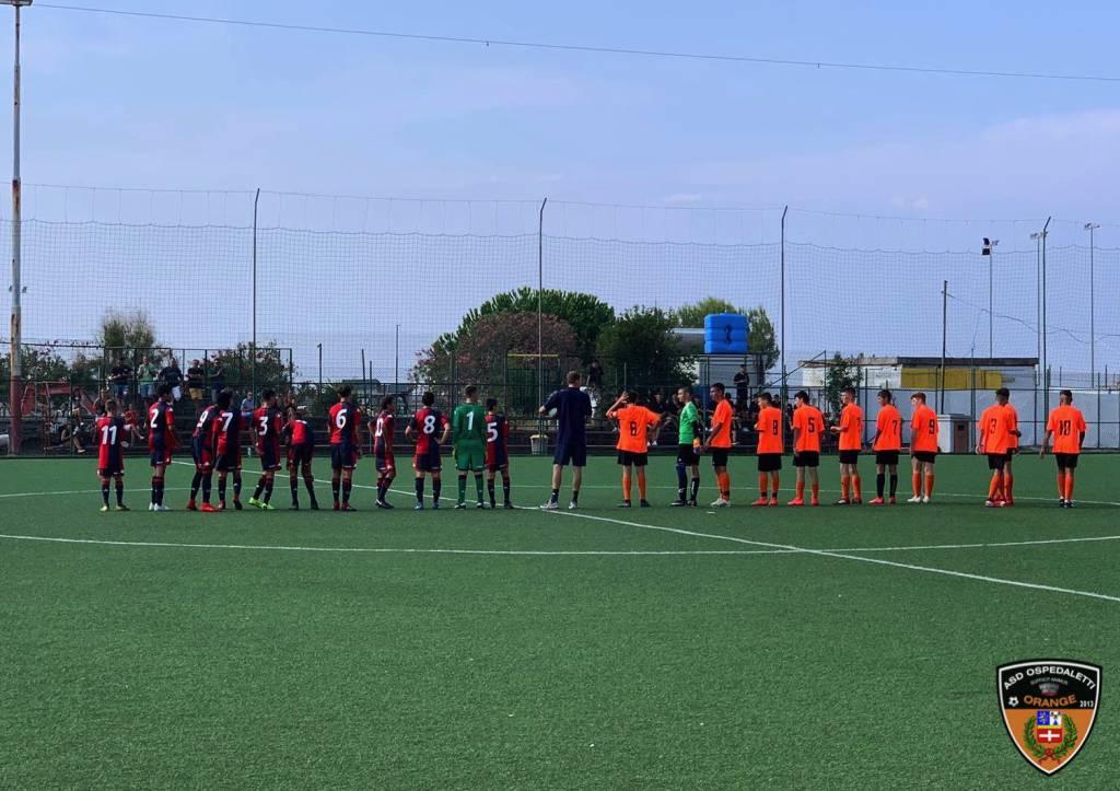 riviera24 - Genoa-Ospedaletti Calcio 2004 e 2005