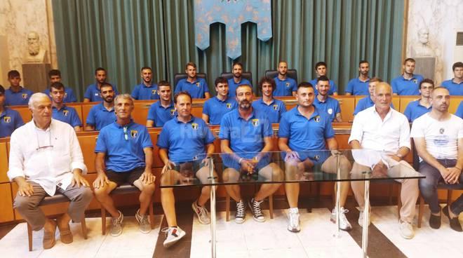 riviera24 - Imperia Calcio squadra 2019-2020