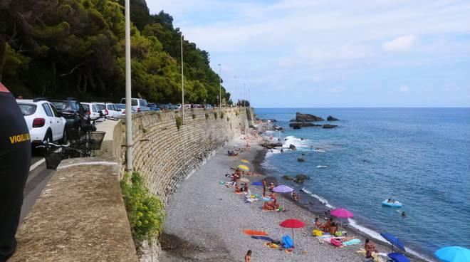 riviera24 - Imperia, chiusura spiaggia Galeazza