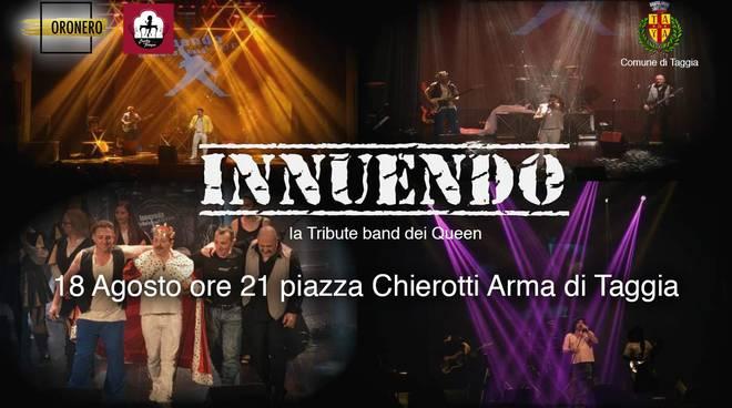 riviera24 - Innuendo Queen Tribute Band