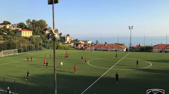 riviera24 - ospedaletti camporosso calcio
