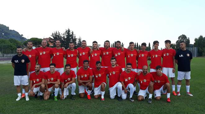 riviera24 - Prima squadra del Don Bosco Vallecrosia Intemelia 2019-2020