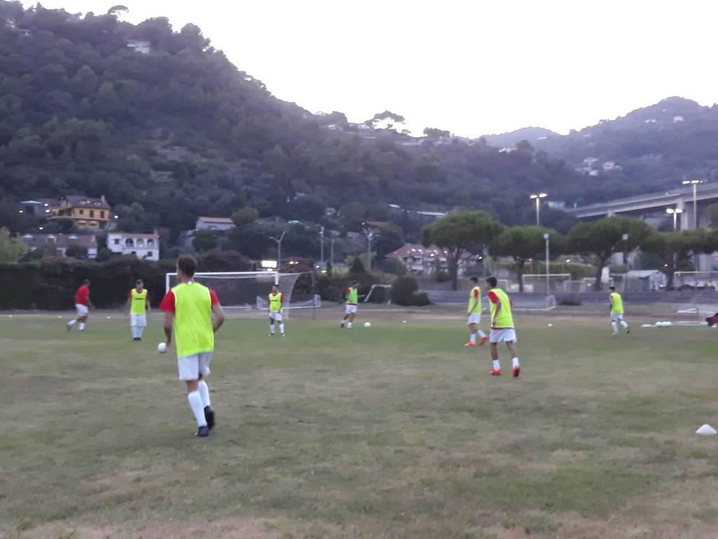 riviera24 - Prima squadra del Don Bosco Vallecrosia Intemelia