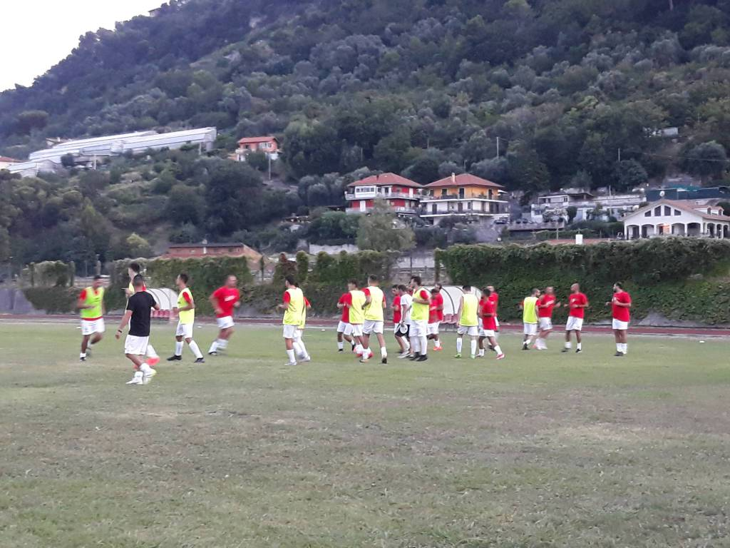 riviera24 - Prima squadra del Don Bosco Vallecrosia Intemelia