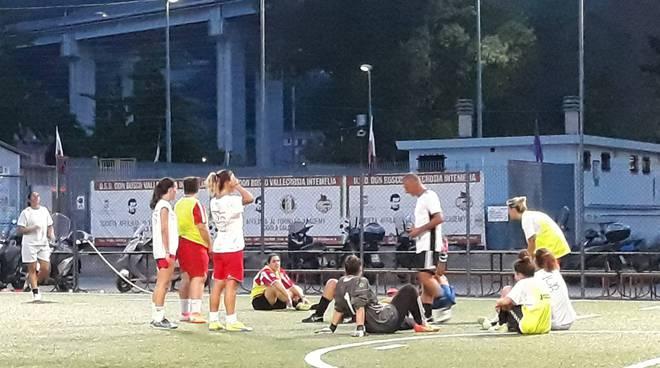 riviera24 - Prima squadra femminile del Don Bosco Vallecrosia Intemelia