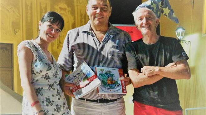 riviera24 - Sale in zucca folletto Fiorenzo e Fata Zucchina