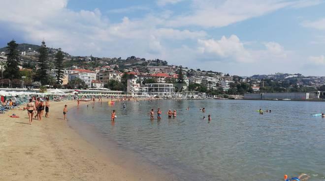 riviera24 - Sanremo spiagge porto bagnanti