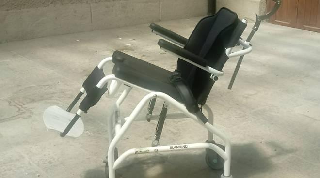 Riviera24- sedia polisportiva integrabili