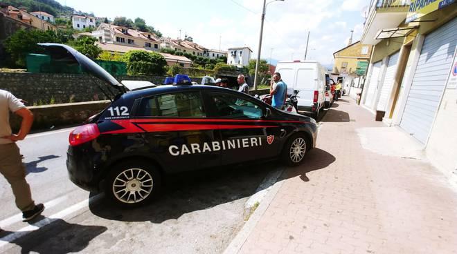riviera24 - soccorsi 118 carabinieri imperia