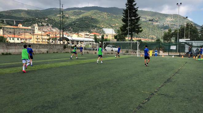 riviera24 - Taggia Calcio Giovanissimi di mister Santamaria